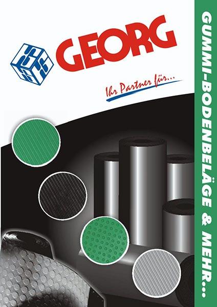 GEORG Katalog Gummibodenbeläge