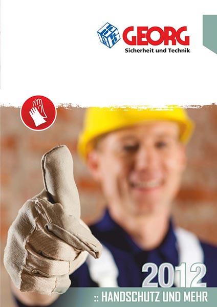 GEORG Katalog Handschutz