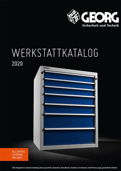 GEORG Werkstatt-Katalog 2020-2021