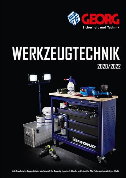 GEORG Werkzeugtechnik-Katalog 2020-2021