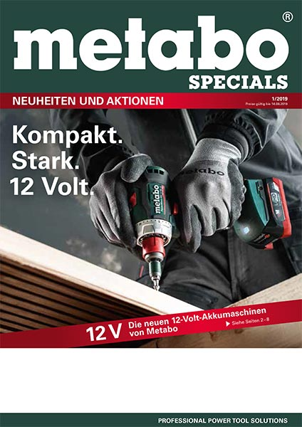 GEORG Metabo Specials 1-2019